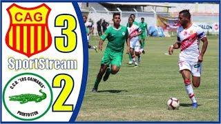 GOLES ANALISIS ⚽️ Atletico Grau vs Los Caimanes ⚽️ Torneo de ascenso 2019 - Liga 2 Peru