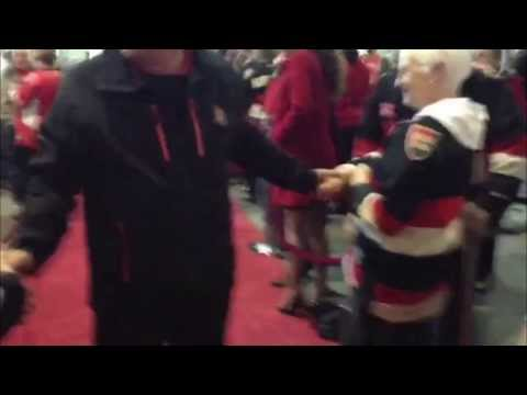 Heckling Eugene Melnyk to Free Mika Zibanejad from the AHL!