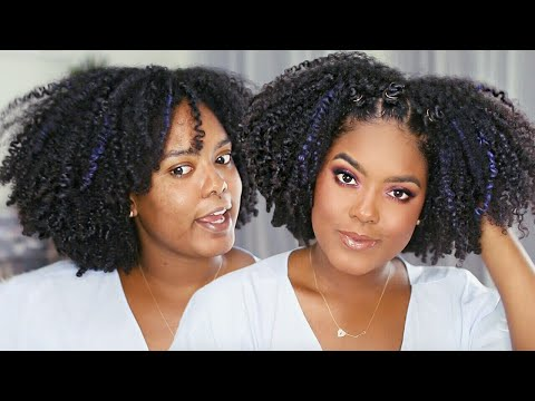 Chit Chat GRWM | The Tea On My Life (Hair + Makeup!)