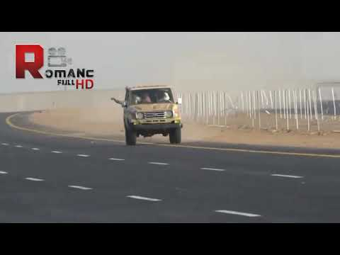 Saudi Arabia *UNBELIEVABLE* Two Wheels driving