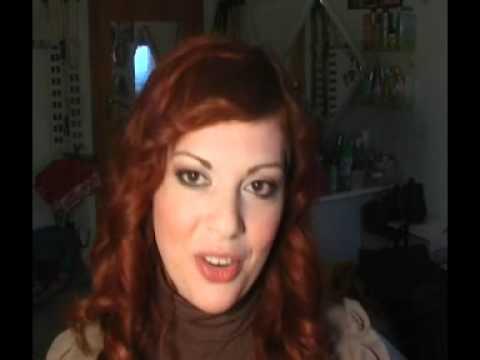 post decolorazione  come eliminare il riflesso rosso dai capelli+come  ridare tono alle mèches - YouTube 87a60641e73a