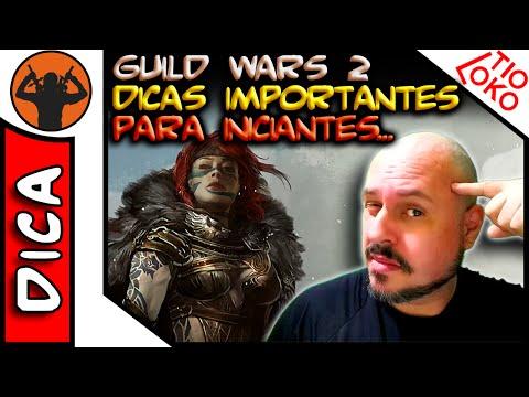 TioLoko | Guild Wars 2 Free to Play . DICAS de Como Aproveitar Bem o Jogo