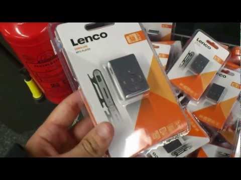 Lenco Xemio 200 Mp3 Player im Hands On [DE]