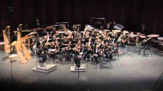 unc wind ensemble the promise of living by aaron copland