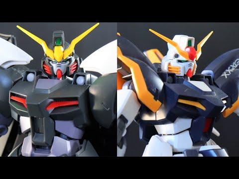 MG DEATHSCYTHE EW ULTIMATE REVIEW - Gundam Deathscythe VS Deathscythe Hell