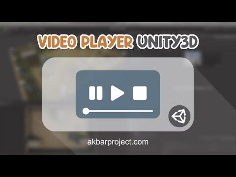Universal Media Player for UNITY (Windows, Mac OS X, Linux