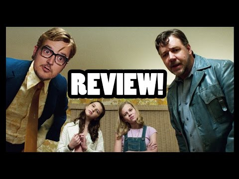 The Nice Guys Review! - Cinefix Now