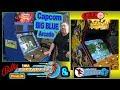 #1418 Capcom BIG BLUE & Sega GOLDEN AXE 2 Arcade Video Games-NBA Fastbreak Pinball-TNT Amusements