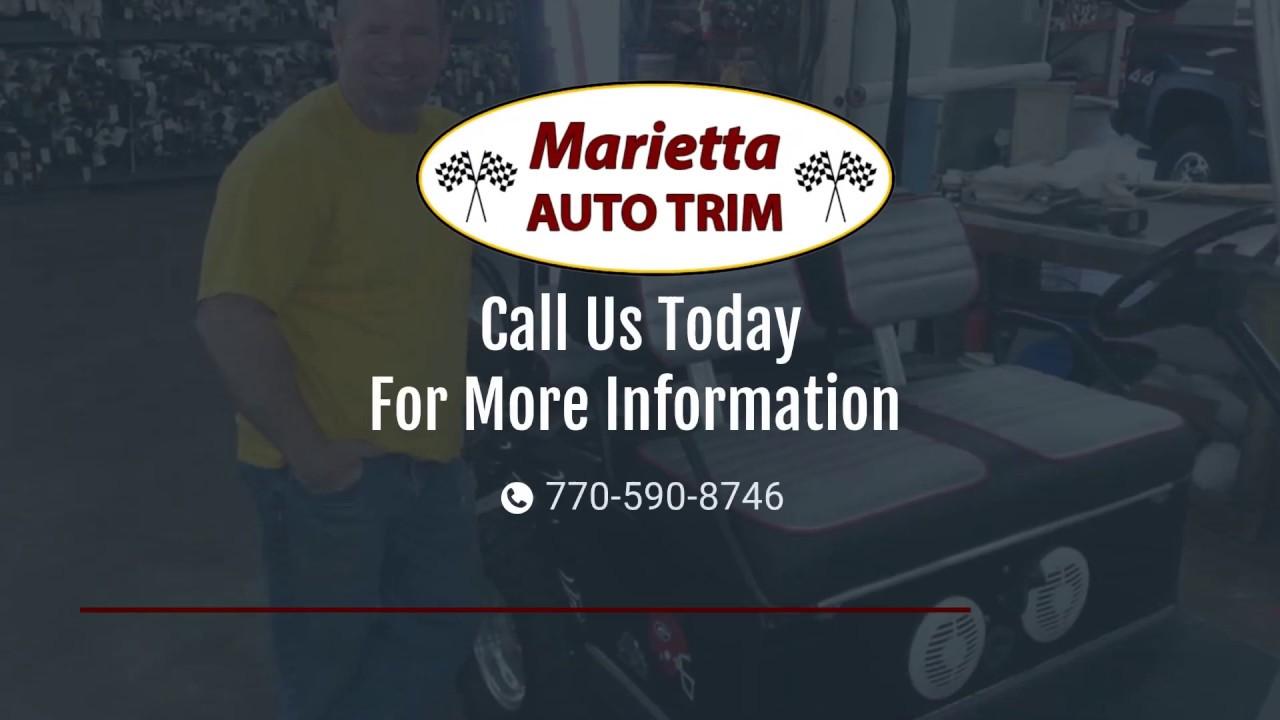 marietta auto trim shop marietta ga youtube youtube
