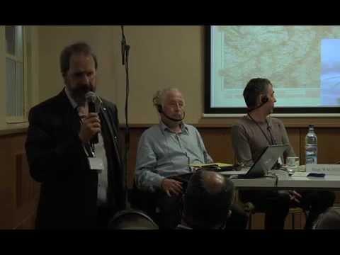 """Harald Kegler (DE) - Conference """"The city in 2112"""", Bratislava, 2012"""