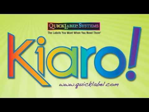 Quicklabel Systems Kiaro! Color Label Printer | PT Artha Tirta Lestari