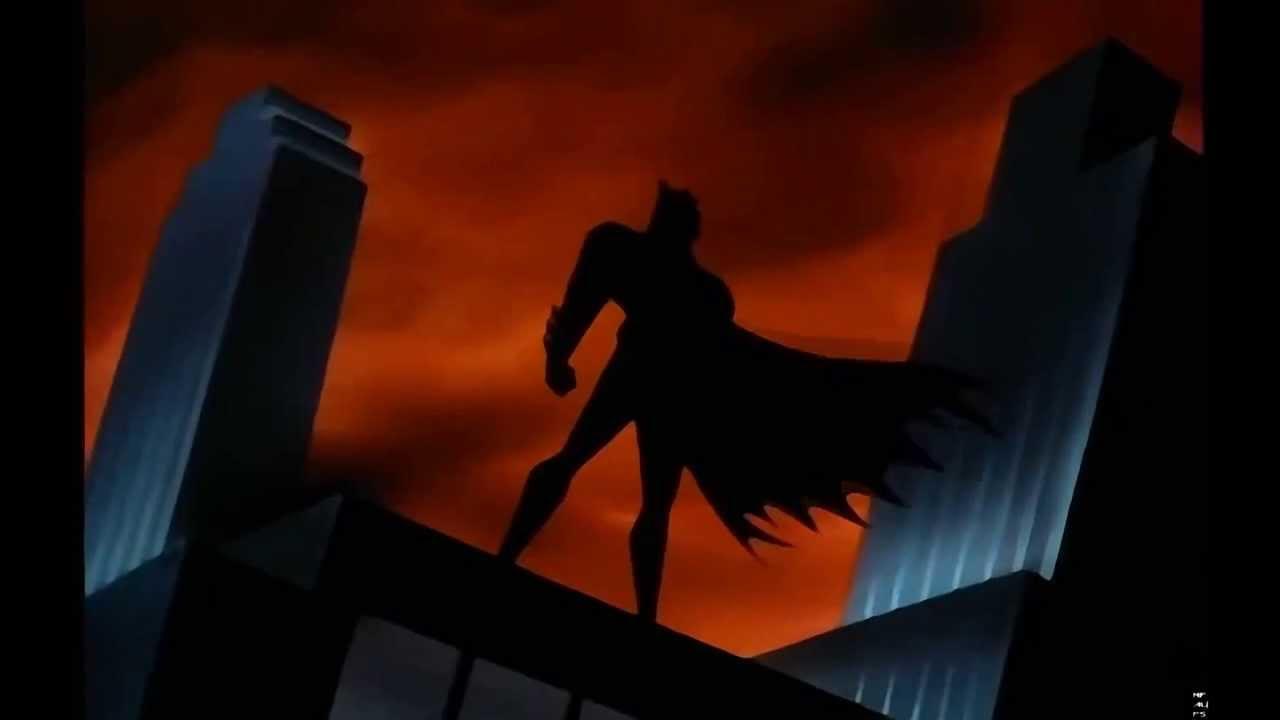 Loki Batman The Animated Series 1992 Opening Theme