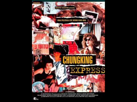 Chungking Express 重慶森林 OST - 13. Things in Life - Dennis Brown