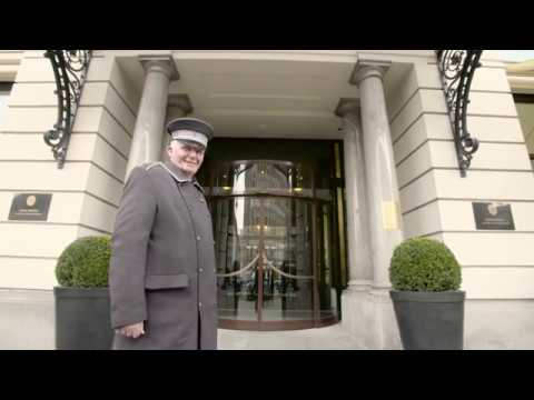 A century of exceptional events - Hotel Bristol, Warsaw