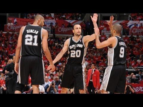 2012 NBA Playoffs Mini-Movie - Week #3