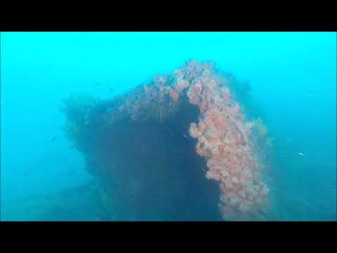 POZSONY WRECK DIVING ALBANIA