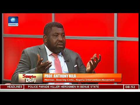 Third Force: Power Of Politics Needs To Be Reduced - Prof Kila |Sunrise Daily|