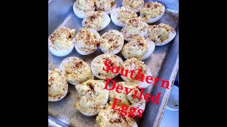 Southern Epicure Presents: Southern Deviled Eggs
