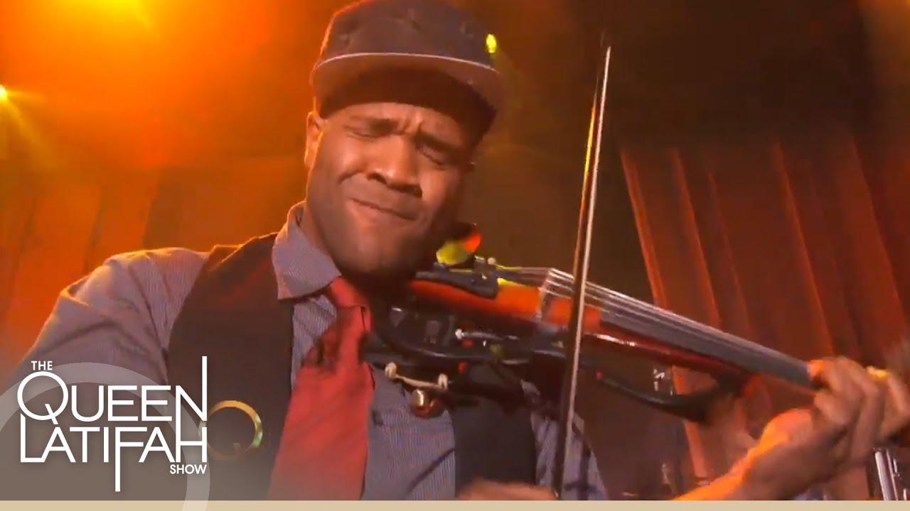 Black Violin Performs