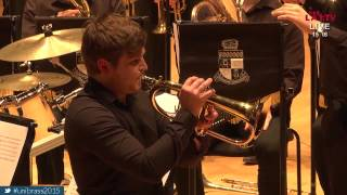 They Shall Come From The East - Manchester at UniBrass 2015