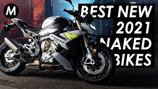 12 Best New & Updated Naked Motorcycles For 2021 - In Price Order!