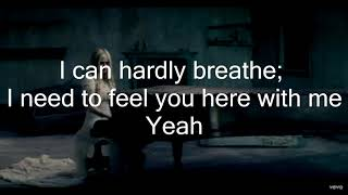 Avril Lavigne - When You're Gone l [1-hour loop] l [Lyrics]