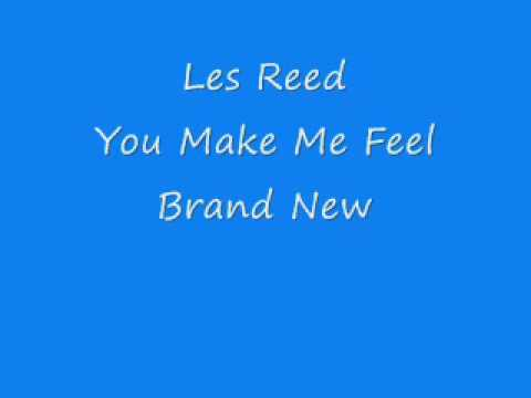 Les Reed - You Make Me Feel Brand New