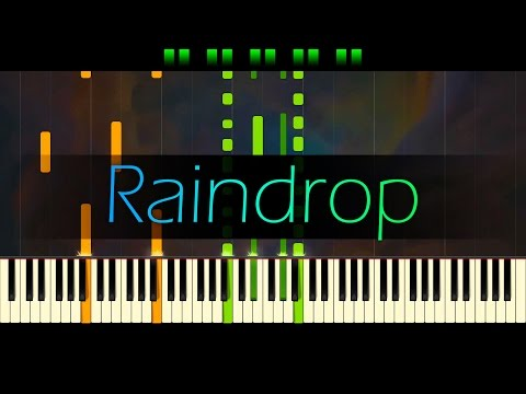 "Prelude Op. 28, No. 15, ""Raindrop"" // CHOPIN"