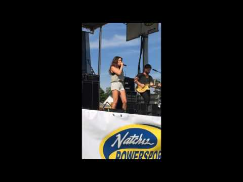 Courtney Cole at Riverstock