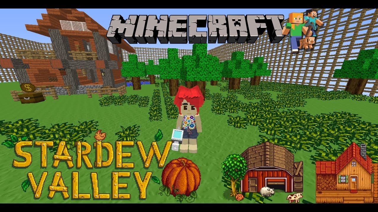 minecraft stardew valley server