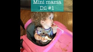 Mini Mama presents Day In the Life  - DIL 1 - Firetrucks and Powers Out!