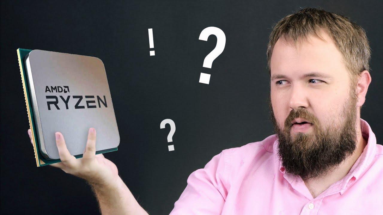 AMD разрывает шаблон, сборка игрового PC на Ryzen