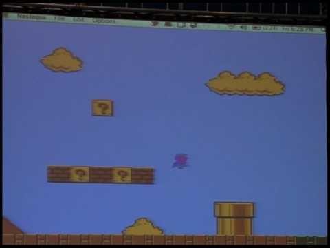 Image from Palestra Relâmpago: Compilador Online de NES