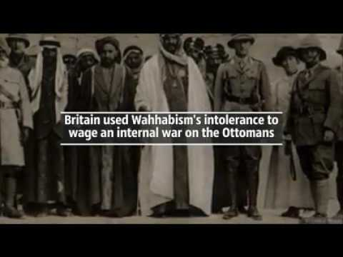 Saudi Arabia is a British invention,uses old Jewish merchants ask Kings to control region.