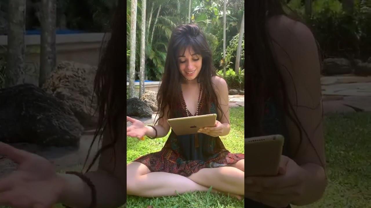 Camila Cabello | Reading 'Cómo Dicen Te Quiero los Dinosaurios?'