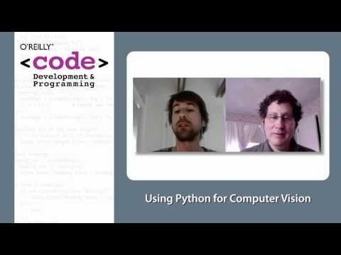 Using Python for Computer Vision