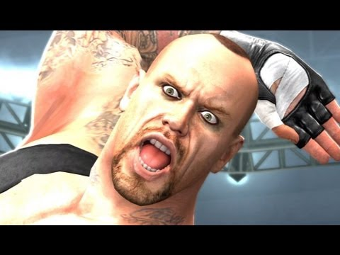 WWE 13 | Glitches, Bloopers and Silly Stuff