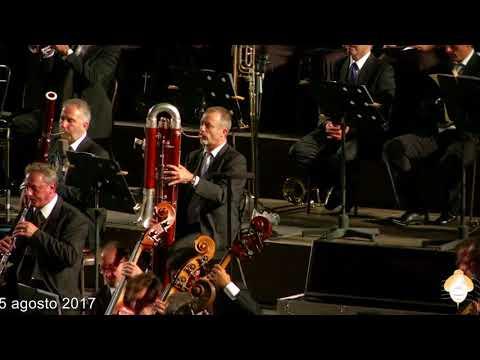La IX Sinfonia di Beethoven all'Arena di Verona. Selezione dal Gala del 15 agosto 2017