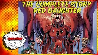 Red Daughter of Krypton (Supergirl) - Complete Story | Comicstorian thumbnail