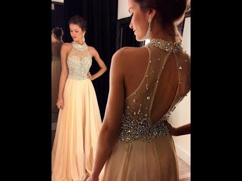 Stunning Prom Dresses 2017 - YouTube