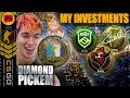 CSGO Diamond Pick'em Coin and My Katowice Major Investments