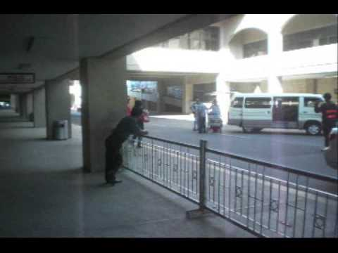 Mactan-Cebu International Airport Arrival Exit