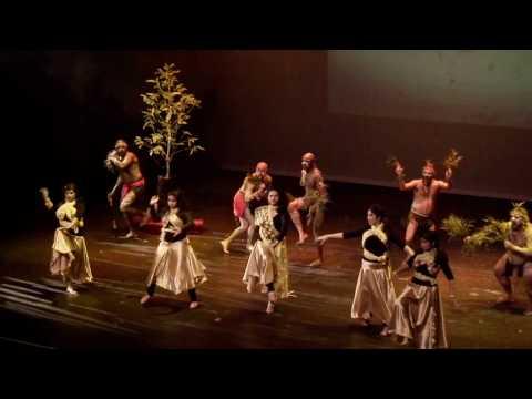 Ha Murray Ganga Fusion Dancers