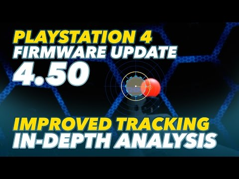 PS4 Update 4.50 Improved PSVR Motion Controller Tracking Full Analysis | PlayStation VR