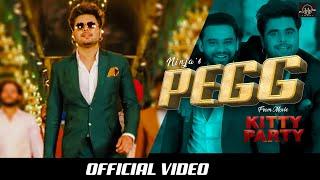 Peg Lounge - Ninja | Veet Baljit | DJ Flow | New Punjabi Songs 2019 | RR Records |
