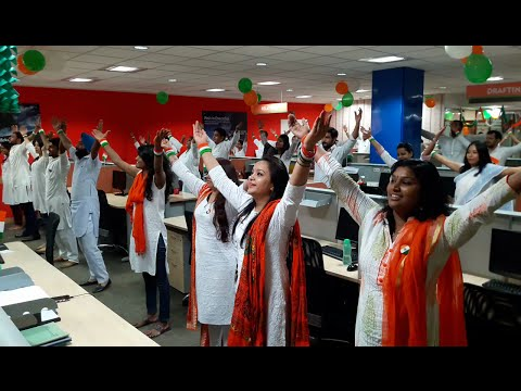 Watch: India's 70th Independence Day Celebration at Fiinovation
