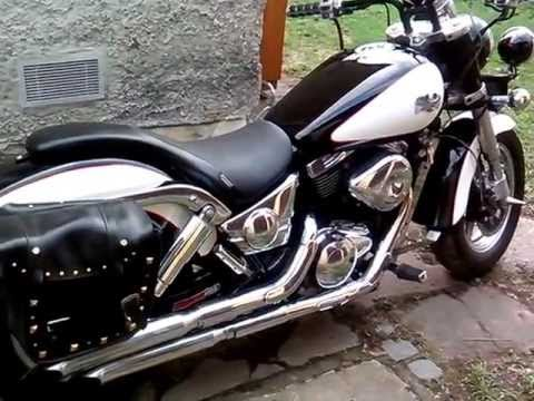 suzuki marauder vz 800 youtube. Black Bedroom Furniture Sets. Home Design Ideas