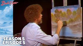 Bob Ross - Quiet Pond (Season 5 Episode 5)
