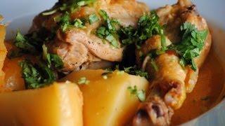 Receta Para Sudado de Pollo Colombiano - Cómo Hacer Un Sudado de Pollo - Sweetysalado.com