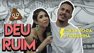 O PIOR DESAFIO DA HISTÓRIA ft. Marcelo D2   Foquinha